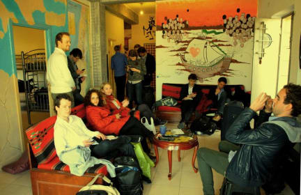 Foton av Hostel In Ramallah