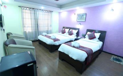 카트만두 홈 소텔의 사진