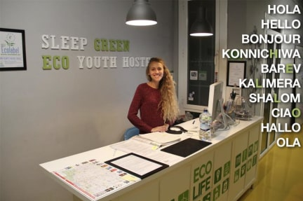 Sleep Green - Certified Eco Youth Hostel tesisinden Fotoğraflar