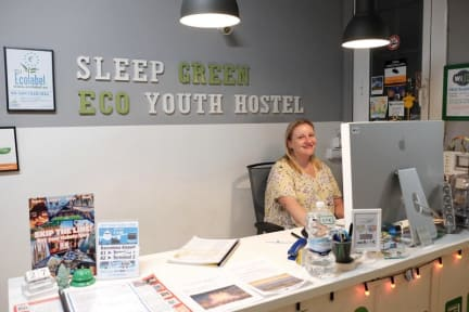 Fotky Sleep Green - Certified Eco Youth Hostel
