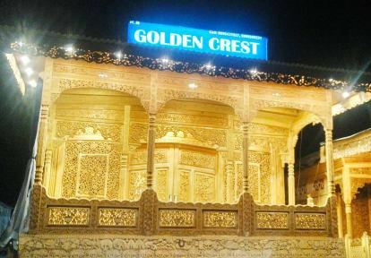 House Boat Golden Crestの写真