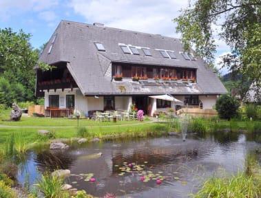 Spa-Hostel Waldkurbad tesisinden Fotoğraflar