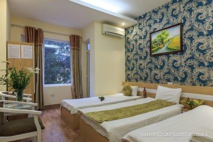 Hanoi Lucky Guesthouse 2 tesisinden Fotoğraflar
