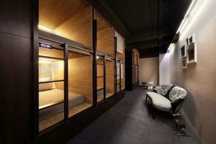Photos de The Pod - Boutique Capsule Hostel