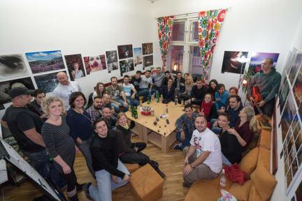 Zdjęcia nagrodzone Hostel Vagabond Sarajevo