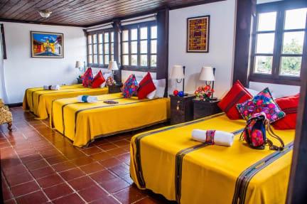 Foto di Hotel Las Camelias Inn