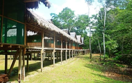 Foton av Amazon Yanayacu Lodge