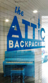 Kuvia paikasta: The Attic Backpackers