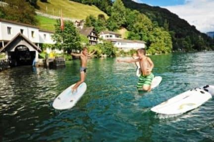 Zdjęcia nagrodzone Hostel Rotschuo Jugend-und Familienferien