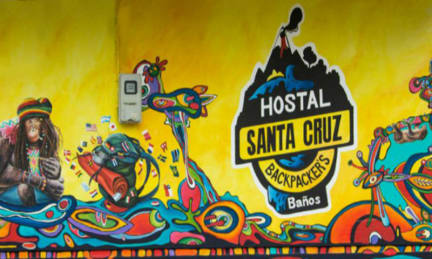 Kuvia paikasta: Santa Cruz Backpacker Hostel