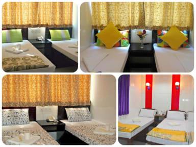 Fotografias de Singapore Hostel