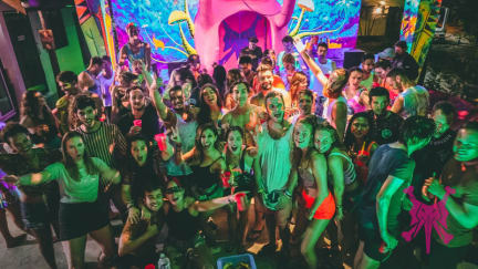 Bilder av Dancing Elephant Beach Club