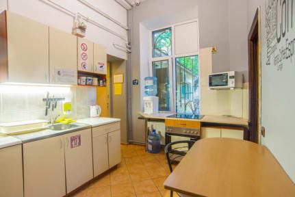 Berloga Hostel tesisinden Fotoğraflar