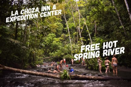 Photos of LA CHOZA INN HOSTEL & OFF SITE JUNGLE HOT SPRINGS