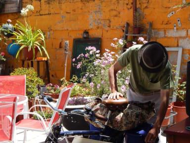 Kuvia paikasta: Street Garden Hostel