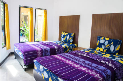 Fotos von Bidadari Hotel
