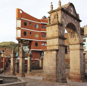 Photos of Quechuas Inka Palace