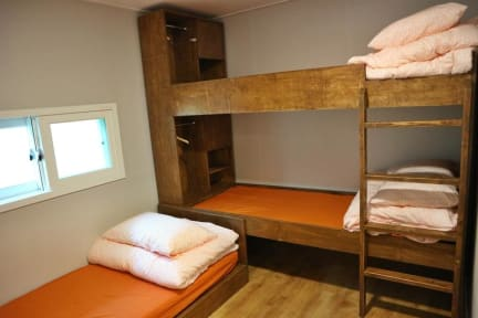 Photos of Zzzip Guesthouse in Hongdae