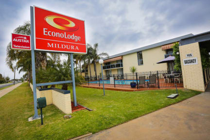 Fotos von Econo Lodge Mildura