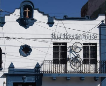 Blue Bicycle House照片
