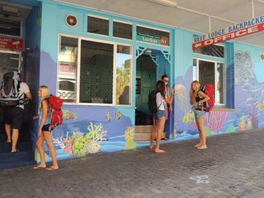 Fotografias de Reef Lodge Backpackers