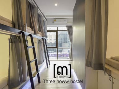 Bilder av 3Howw Hostel at Sukhumvit 21