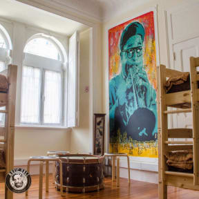 Foto di Music Hall Lisbon Hostel