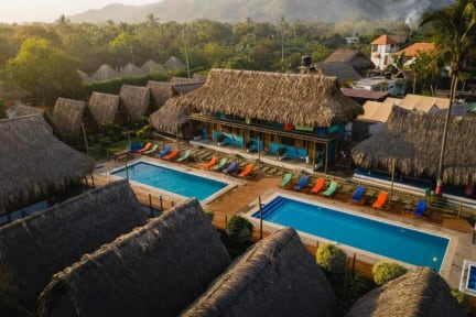 Fotos von Tiki Hut Hostel