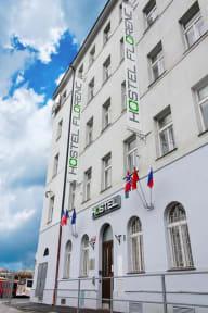 Kuvia paikasta: Florenc Hostel