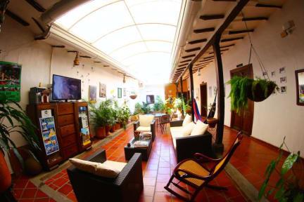 바카레구아 호스텔의 사진