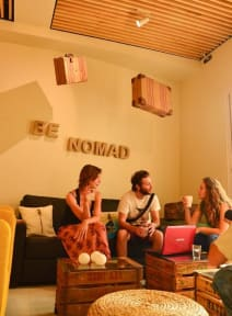Фотографии The Nomad Hostel