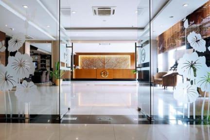Fotky Nagoya Mansion Hotel
