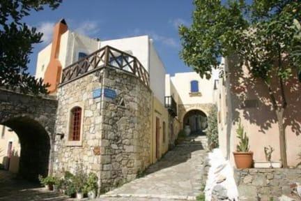 Arolithos Traditonal Cretan Village-Hotel tesisinden Fotoğraflar