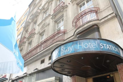 Fotografias de Smart Stay Hotel Station