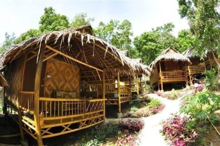 Foto di Phi Phi Hill Bamboo Bungalow
