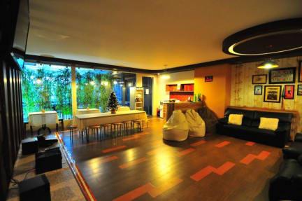 Capsule Hotel Jakarta - Old Bataviaの写真