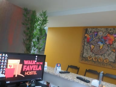 Foto di Walk On The Favela Hostel
