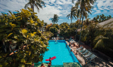 Bilder av Mui Ne Vietnam Backpacker Hostels