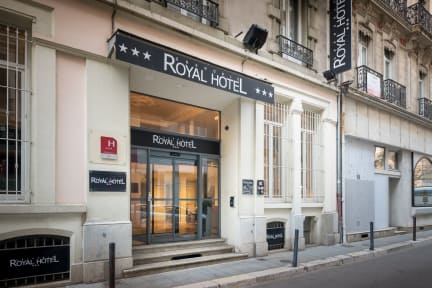 Foto's van Royal Hotel Grenoble Centre