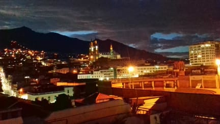 Foto's van Hostal Quito Backpacker
