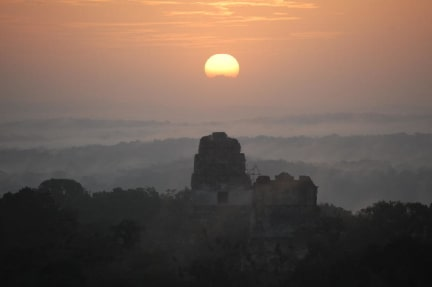 Foto di Casa Tikal
