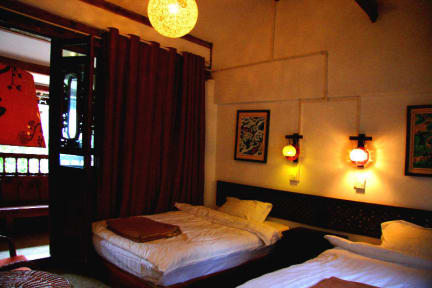 Foto di Lao Shay Youth Hostel Lijiang