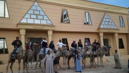 Fotky Pyramids Luxor Hotel
