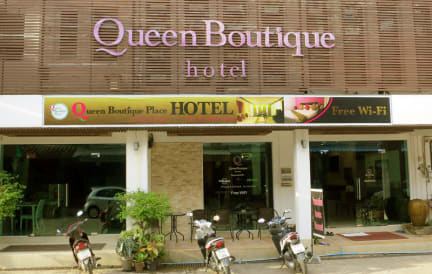 Foto di Queen Boutique Hotel