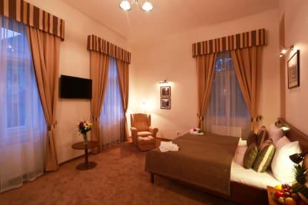 Zdjęcia nagrodzone Hotel U Svatého Jana