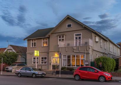 Foto's van YHA Christchurch