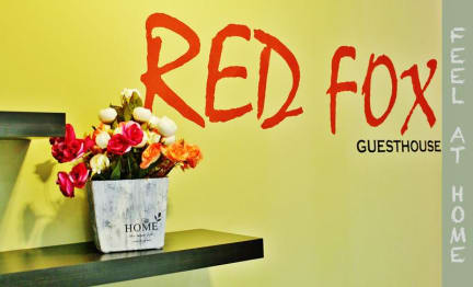Fotky Red Fox Guesthouse