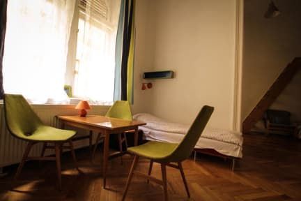 Foto di Green Bridge Hostel and Apartments