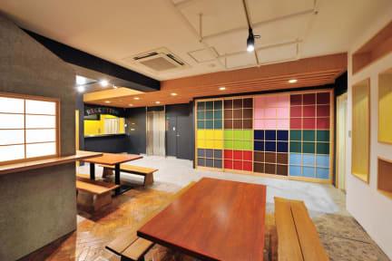 Kuvia paikasta: Khaosan Tokyo Origami