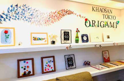 Photos of Khaosan Tokyo Origami